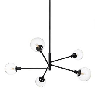 Sonneman Lighting Orb 5-light Pendant