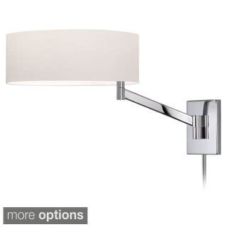 Sonneman Lighting Perch 1-Light Swing Arm Wall Lamp
