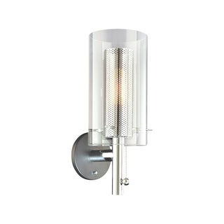 Sonneman Lighting Zylinder 1-Light Wall Sconce