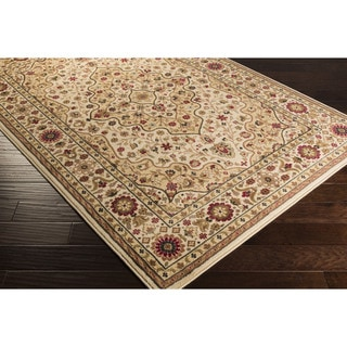 Meticulously Woven Talbot Traditional Border Area Rug (10' x 13')
