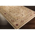 Meticulously Woven Talbot Traditional Border Rug (7'10 x 10'10)