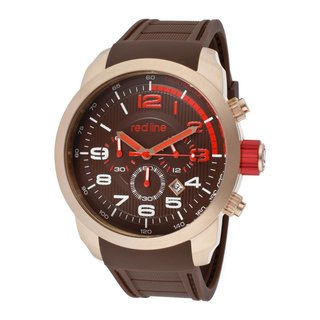 Red Line Men's RL-60005 Overdrive Brown Watch