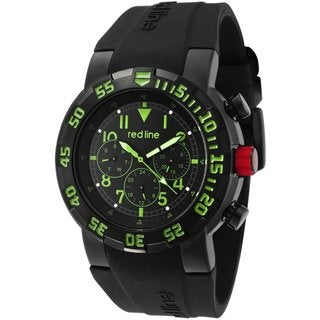Red Line Men's RL-50027-BB-01GN RPM Black Watch