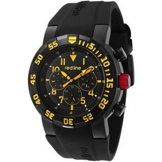 Red Line Men's RL-50027-BB-01YL RPM Black Watch