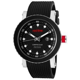 Red Line Men's RL-18002-01 Compressor Black Watch