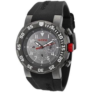 Red Line Men's RL-50027-GUN-014W-BB RPM Grey Watch