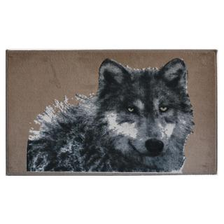 "Wolf Indoor Mat (18"" x 27"")"