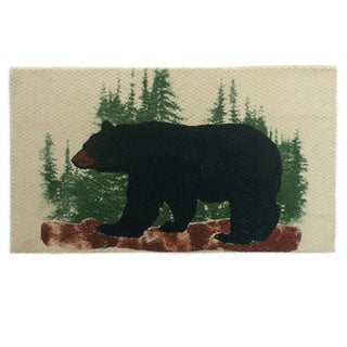 "Bear Indoor Mat (24"" x 36"")"