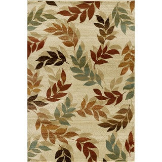 Christopher Knight Home Encore Sienna 041 Venus Cream Area Rug (5' x 7'7)