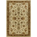 Christopher Knight Home Encore Sienna 041 Angeletta Cream/Medium Brown Area Rug (7'10 x 9'10)