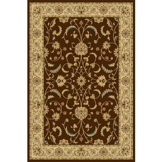 Christopher Knight Home Interlude Portico 030 Atelier Brown Area Rug (3'3 x 5'3)