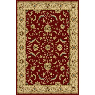 Christopher Knight Home Interlude Portico 030 Atelier Red Area Rug (3'3 x 5'3)