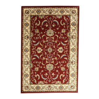 Christopher Knight Home Interlude Portico 030 Atelier Red Area Rug (5' x 7'6)