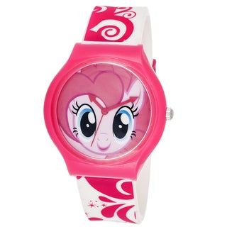 My Little Pony Girl's Equestria Pink Watch