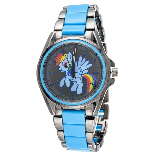 My Little Pony Girl's Rainbow Dash Blue Watch