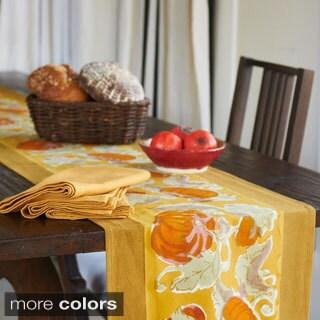Couleur Nature Pumpkin Table Runner