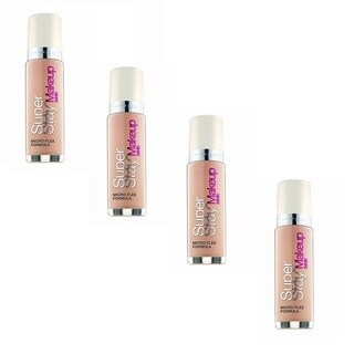 Maybelline Super Stay 24-hour Porcelain Ivory Makeup (Pack of 4)