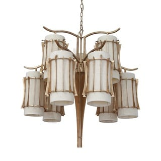 Varaluz Recycled Occasion 9-Light Chandelier