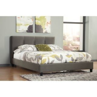 Signature Design by Ashley Masterton Grey Upholstered Bed