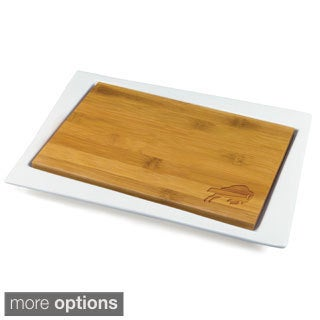 Picnic Time NFL AFC Teams Enigma Cutting Board and Serving Tray