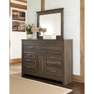 Signature Design by Ashley Juararo Dresser and Mirror