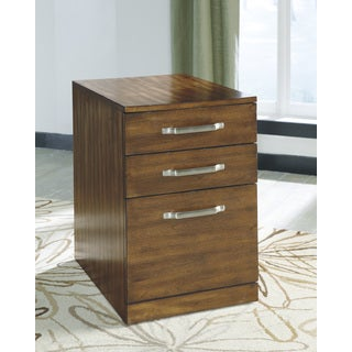 Signature Design by Ashley Lobink Brown File Cabinet