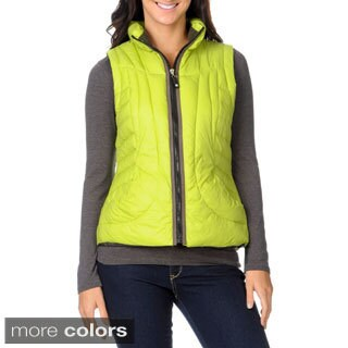 Halifax Traders Women's Packable Down Vest