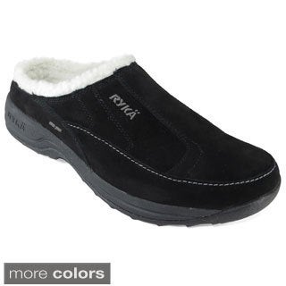 Ryka Women's 'Terrain' Lo Suede Athletic Clogs