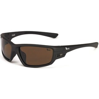 Coleman 'Intruder' Polarized Wrap-frame Sunglasses