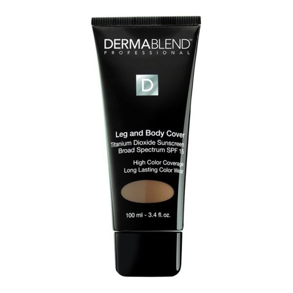 Dermablend SPF 15 Caramel 3.4-ounce Leg and Body Cover