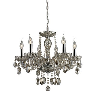 Elk Lighting Balmoral 6-light Crystal Chandelier
