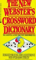 The New Webster's Crossword Dictionary (Paperback)