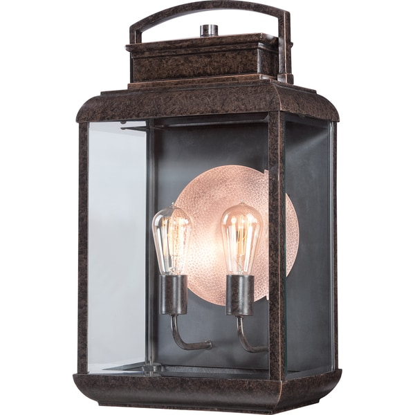 Byron 1-light Imperial Bronze Extra Large Wall Lantern