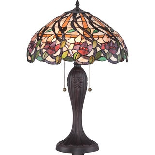 Tiffany 2-light Wild Vines Table Lamp