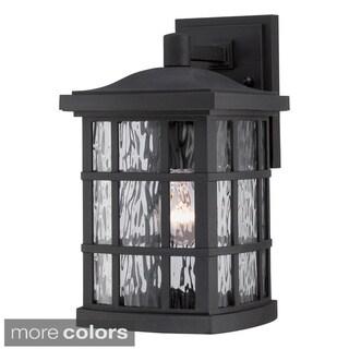 Quoizel 'Stonington' 1-light Medium Wall Lantern
