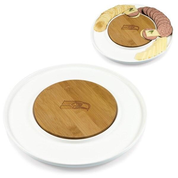 Island Laser Engraved Serving Plate