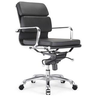 Uno Black Modern Office Chair