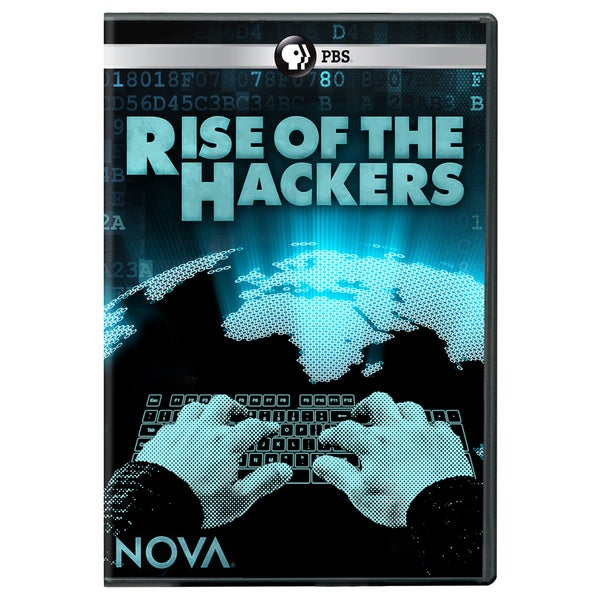 Nova: Rise of the Hackers (DVD) 13945358