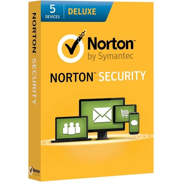 Norton Security - 1 year subscription, 5 Devices