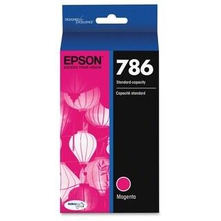 Epson DURABrite Ultra Ink T786 Ink Cartridge - Magenta
