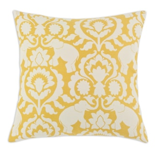 Babar Topaz 17-inch Decorative Throw Pillow