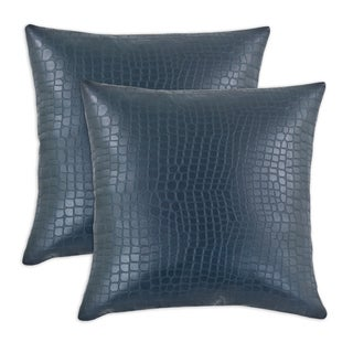 Glade Runner Pacific 17-inch KE Fiber Throw Pillow (Set of 2)