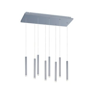 Picolo 8-light Linear Pendant