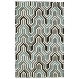 Hollywood Multi Flatweave Rug (9'0 x 12'0)