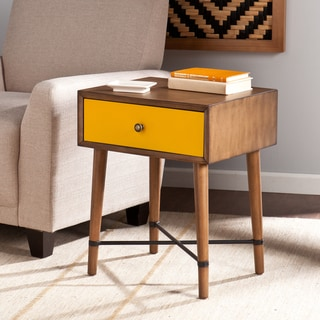 Harper Blvd Niles Yellow Accent Table