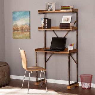 Upton Home Tully Industrial Desk