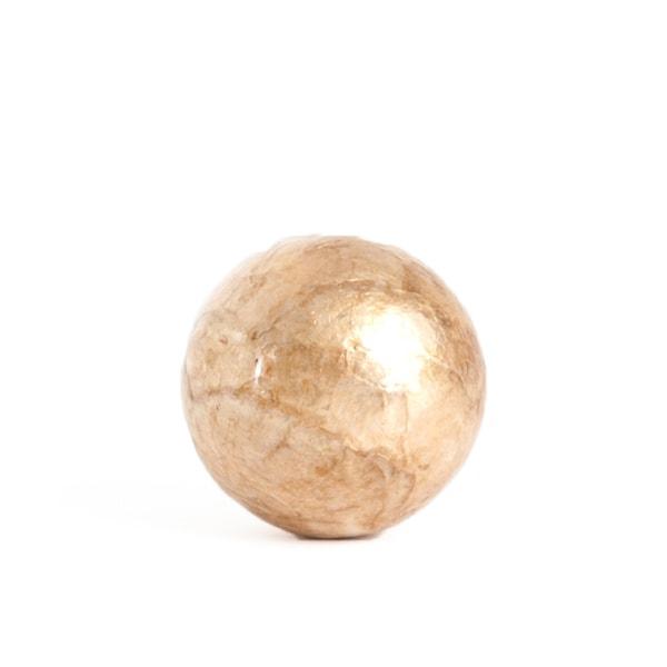 Capiz Design Ball - Set of 6 19792631