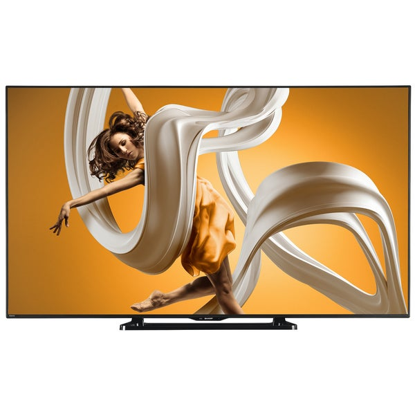 "Sharp AQUOS LE660U LC-60LE660U 60"" 1080p LED-LCD TV - 16:9 - HDTV 108"