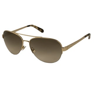 Kate Spade Women's Marion Aviator Sunglasses