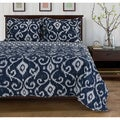 Cambridge Cotton 3-piece Quilt Set